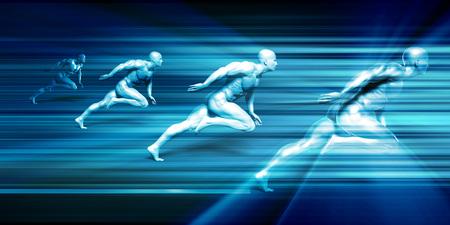 technologie médicale technologie futuriste comme art