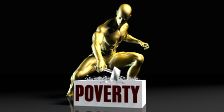 Eliminating Stopping or Reducing Poverty as a Concept