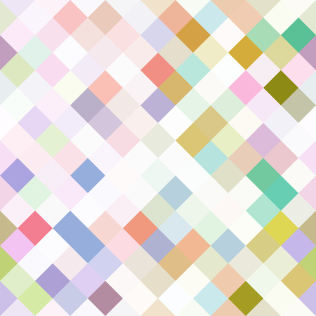 Seamless Block Abstract Background with Dynamic Digital Theme Art Stock Photo