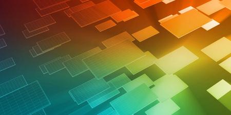 Database Concept for a Corporate Data Allocation Standard-Bild