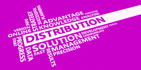 Distribution Business Idea as an Abstract Concept