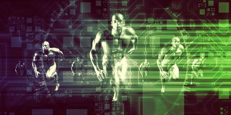 Digital Marketing and Analysis Tool as a Art Standard-Bild