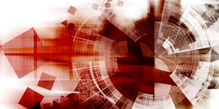 Creative Design Abstract Background as a Pattern