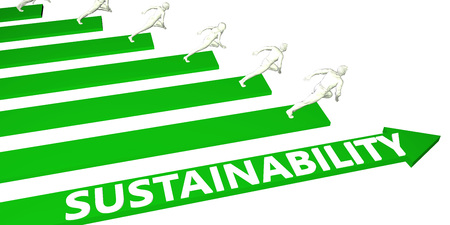 Sustainability Consulting Business Services as Concept