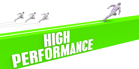 High Performance as a Fast Track To Success