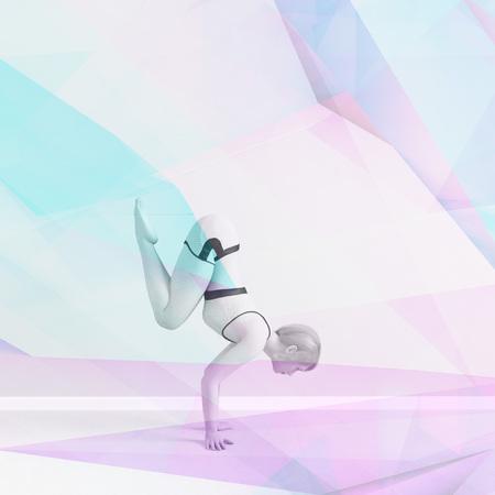 New Age Fitness con Yoga Lady in Retreat
