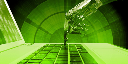 Robotic Process Automation or RPA Business Technology