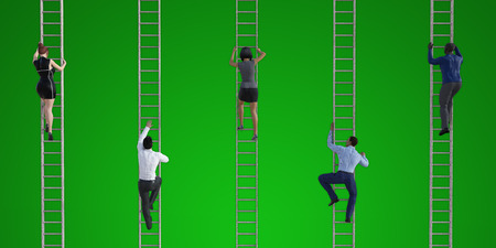 Joining the Rat Race with Endless Climbing of Corporate Ladder