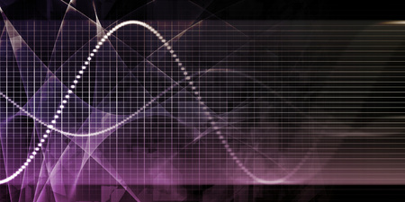 Sound Equalizer Music Beats Party Background Art Stock Photo