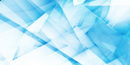 Blue Internet Abstract Background as a Concept