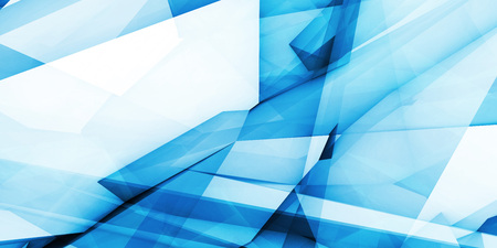 Blue Marketing Abstract Background as a Concept Imagens