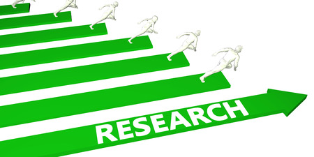Research Consulting Business Services as Concept Standard-Bild - 115456702