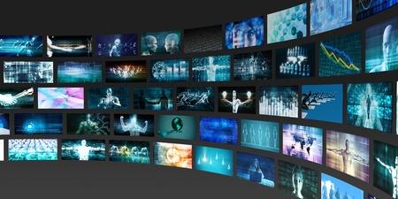 Konzept für Videoanalysetechnologie und Inhaltsanalyse