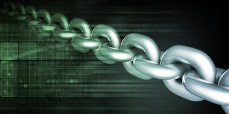 Secure Digital Transaction Online for Banking Payment Reklamní fotografie