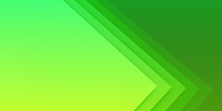 Exciting Green Presentation Background as a Concept