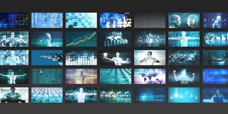Tecnologie dirompenti e interruzione della tecnologia come concetto tecnologico