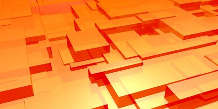 Business Technology Concept Background as Abstract