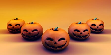 Halloween Copy Space Backdrop Theme Background Poster Imagens