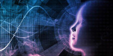 Machine Learning Healthcare and Digital Transformation Zdjęcie Seryjne