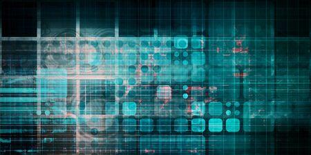 Internet Security Network Protection Software als Konzept