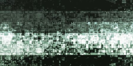 Blockchain Technology Data Concept As A Background Zdjęcie Seryjne