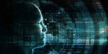 Artificial Intelligence Evolution with Digital Consciousness as Tech Concept