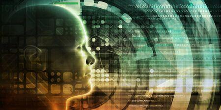 Human Machine Interface or HMI Industry as Concept Zdjęcie Seryjne