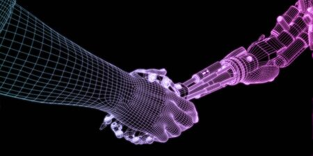AI Economy of the Future with Humans and Robots