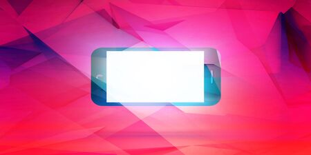 Mobile Phone App Download Now Exciting Background 版權商用圖片