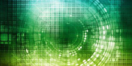 Medizintechnik Forschung und Entwicklung als Branchenkonzept Standard-Bild