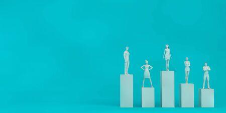Career Opportunities and Employment Business Success Art