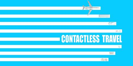 Contactless Travel for Information Update as a Traveler Concept