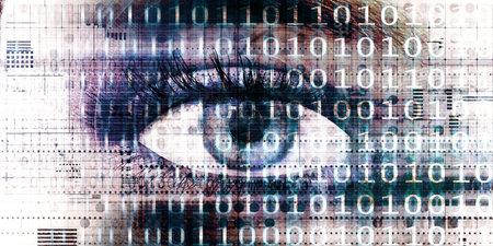 Digital Eye Technology as a Futuristic Concept