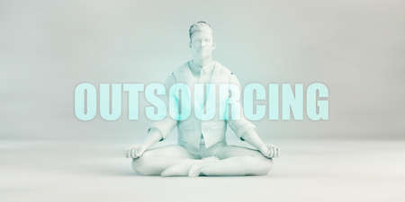 Outsourcing and Keeping Calm Zen State Easy Solutions