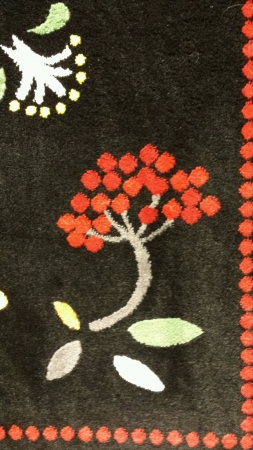 plante design: Usine Conception mignonne tapis