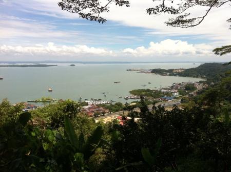 sandakan: Sandakan Sabah Malaysia.
