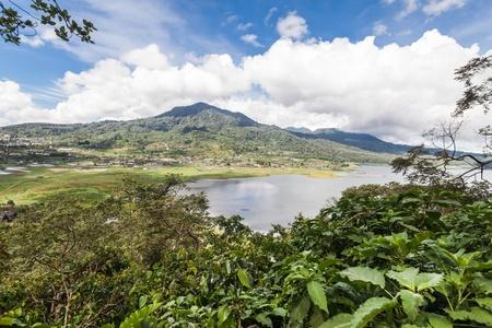 beautiful location: Holiday in Bali, Indonesia - Lake Beratan Beautiful View