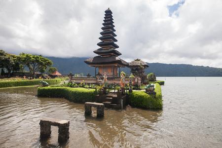 beautiful location: Holiday in Bali, Indonesia - Ulundanu Temple and Lake Beratan