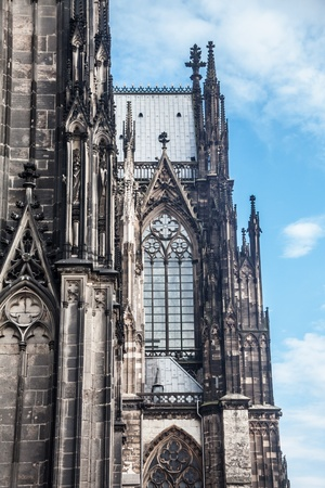 Holiday in Germany - Cologne cathedral