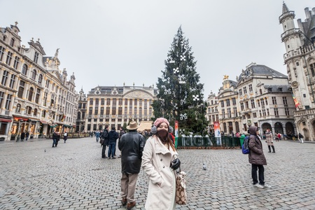 comprising: Brussels, Belgium, 3 December 2014: Brussels, officially the Brussels-Capital Region, is a region of Belgium comprising 19 municipalities, including the City of Brussels which is the de jure capital of Belgium.