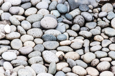 Close up view of blur rock texture for background Stockfoto - 122881615