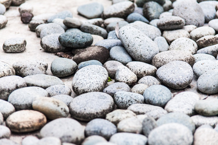 Close up view of blur rock texture for background Stockfoto - 122881617