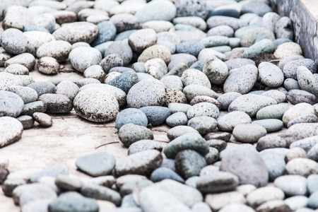 Close up view of blur rock texture for background Stockfoto - 122881618