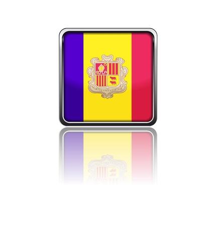 andorra: National flag of Andorra