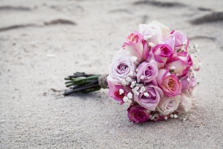 bruidsboeket: Boeket van het huwelijk