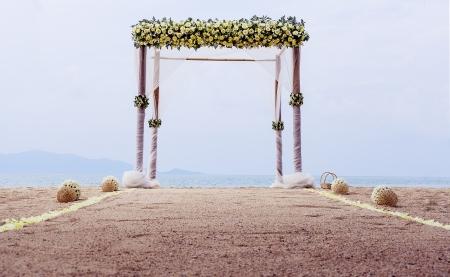 boda en la playa: Boda en la playa