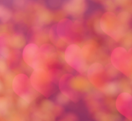 Colorfull  bokeh lights abstract background