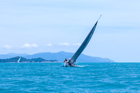 koh samui: SAMUI REGATTA 2015 THAILAND  MAY 23rd30th  : Event at Chaweng beach Koh Samui island Thailand May 2330 2015