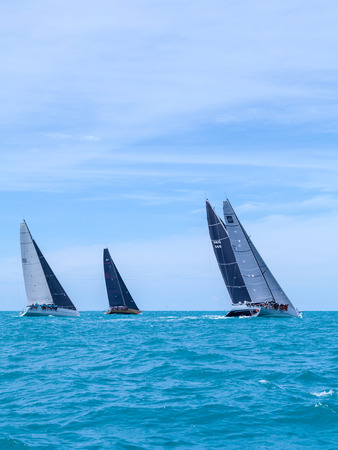 SAMUI REGATTA 2015 THAILAND  MAY 23rd30th  : Event at Chaweng beach Koh Samui island Thailand May 2330 2015