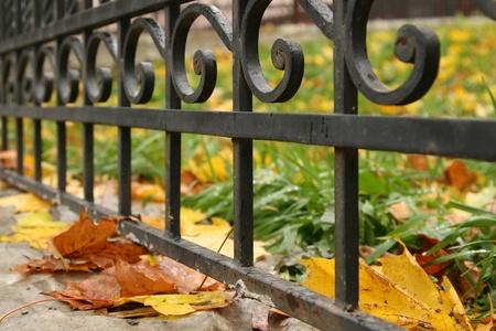 gesmeed Fence